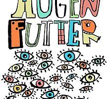 Augefutter / Blickfischer by Theo Kerp
