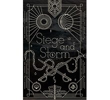 The Grisha Trilogy - Siege and Storm Photographic Print