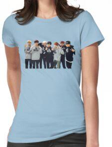 Bangtan Sonyeondan (BTS) Womens Fitted T-Shirt