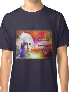 Einstein- imagination Classic T-Shirt