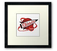 The Skatalites Framed Print
