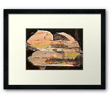 FEARFUL SYMMETRY—BLAKE Framed Print