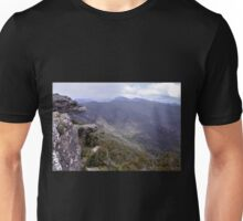 The overhang Unisex T-Shirt
