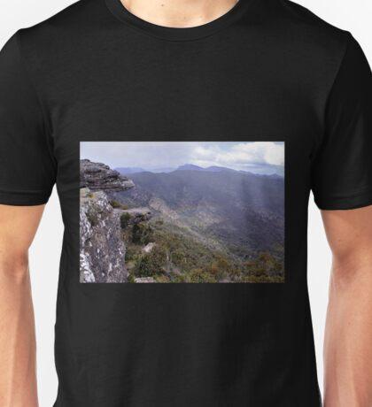 The overhang Unisex T-Shirt
