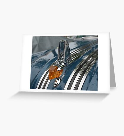 1952 Pontiac Chieftain Greeting Card