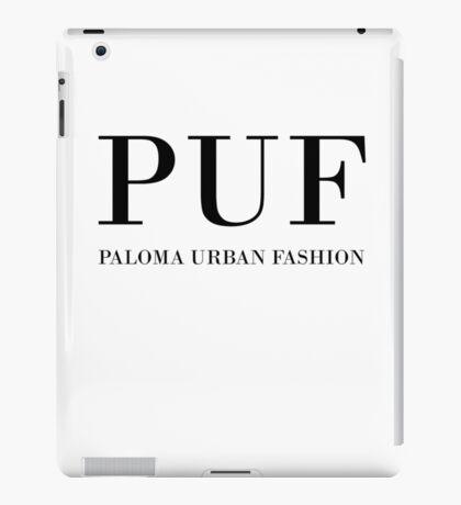 PUF - Paloma Urban Fashion iPad Case/Skin