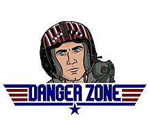DangerZone Photographic Print