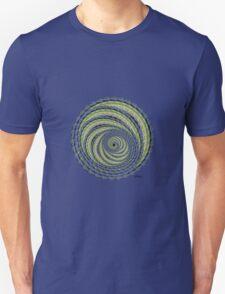 Abstract 438B Fractal Unisex T-Shirt