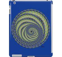 Abstract 438B Fractal iPad Case/Skin
