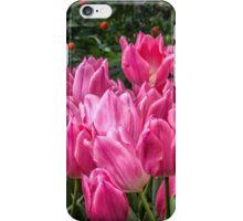 Pink Tulips II iPhone Case/Skin