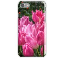 Pink Tulips II iPhone Case/Skin