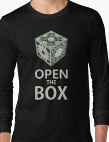 Hellraiser Box Long Sleeve T-Shirt