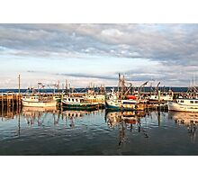 Digby Harbour Photographic Print