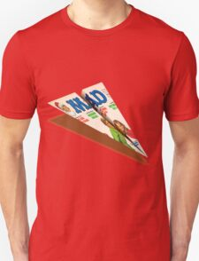 MAD Paper Airplane 188 T-Shirt