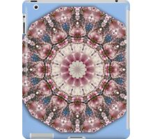 Spring blossoms, Flower Mandala iPad Case/Skin