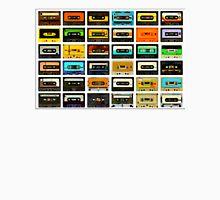 1980's Cassette Tapes Montage Unisex T-Shirt