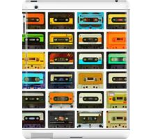 1980's Cassette Tapes Montage iPad Case/Skin