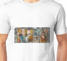 TOO LATE IN THE WRONG RAIN THEY COME TOGETHER WHOM THEIR LOVE PARTED—THOMAS Unisex T-Shirt