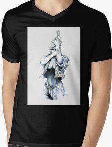 Parasite Eve Mens V-Neck T-Shirt