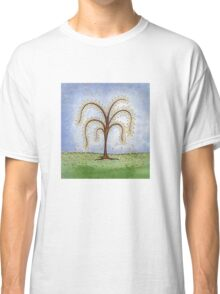 Whimsical Willow Tree Classic T-Shirt