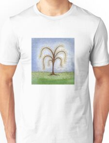 Whimsical Willow Tree Unisex T-Shirt