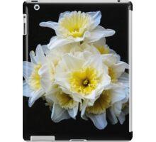 A bunch of daffodils iPad Case/Skin