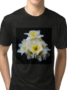 A bunch of daffodils Tri-blend T-Shirt