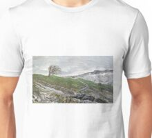 """""""Winter in the Yorkshire Dales"""" Unisex T-Shirt"""