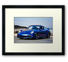2008 Porsche 911 Turbo Framed Print