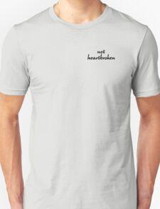 """Louis """"not heartbroken shirt T-Shirt"""