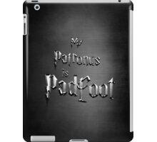 My Patronus is Padfoot iPad Case/Skin