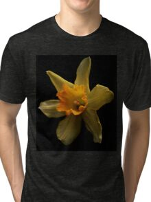 The first daffodil of spring Tri-blend T-Shirt