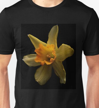 The first daffodil of spring Unisex T-Shirt