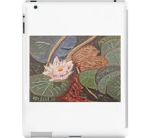 """""""Water Lily"""" iPad Case/Skin"""