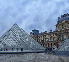 paris by GalbaSandras