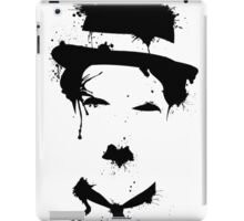Mr. Chaplin iPad Case/Skin