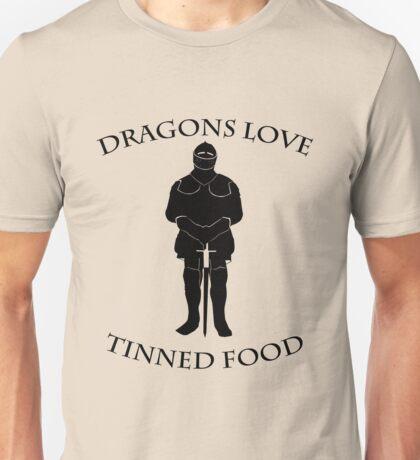 Tinned Dragon Food Unisex T-Shirt