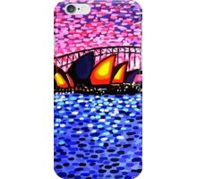 Sydney Harbour iPhone Case/Skin