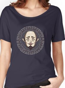 GURU-GURU, the Windmill Man Women's Relaxed Fit T-Shirt
