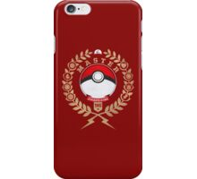 Master Poke iPhone Case/Skin