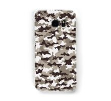 Camouflage military cloth of infantry Samsung Galaxy Case/Skin