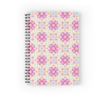 Love And Pain Desire Explodes Spiral Notebook