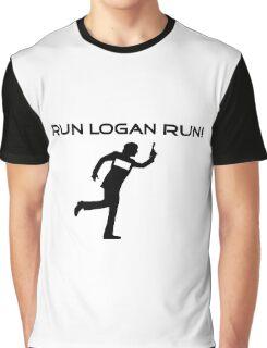 Run Logan Run! Graphic T-Shirt