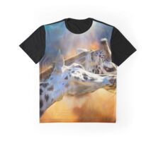 Giraffes - Wild Dreamers Graphic T-Shirt