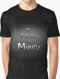 My Patronus is Moony Graphic T-Shirt