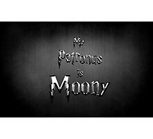 My Patronus is Moony Photographic Print