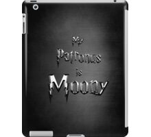 My Patronus is Moony iPad Case/Skin