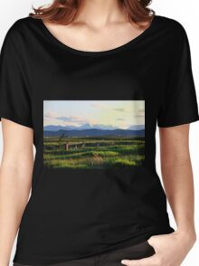 I Miss The Rockies Women's Relaxed Fit T-Shirt