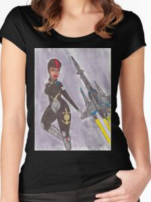 Mind and Body Women's Fitted Scoop T-Shirt