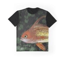 A study in Fish Graphic T-Shirt